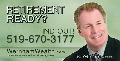Wernham Wealth Billboard